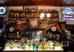 Manuel's bar. Credit: Kelly Jordan