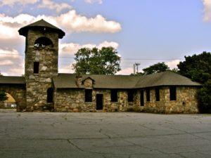 Westview Cemetery gatehouse