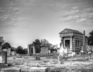 Westview Cemetery graves