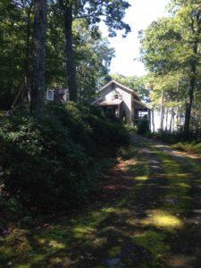 Willis, cabin