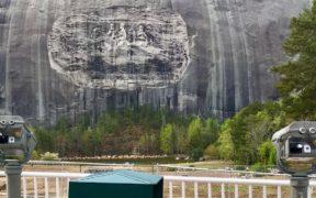 Stone Mountain. Credit: Kelly Jordan