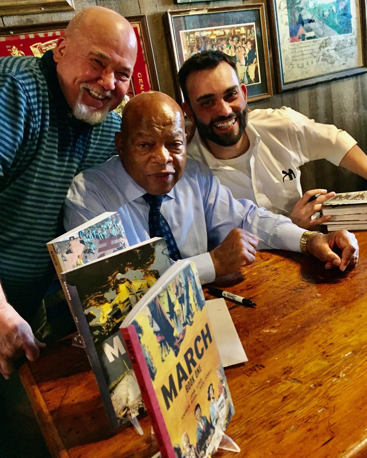 John-Lewis-Book-signing