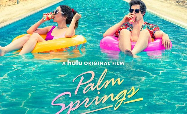 Palm Springs' – a romantic time-loop movie starring Andy Samberg, Cristin  Milioti - SaportaReport