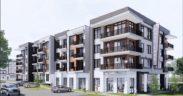 Sketch of proposed TAMA Glenwood development in East Lake