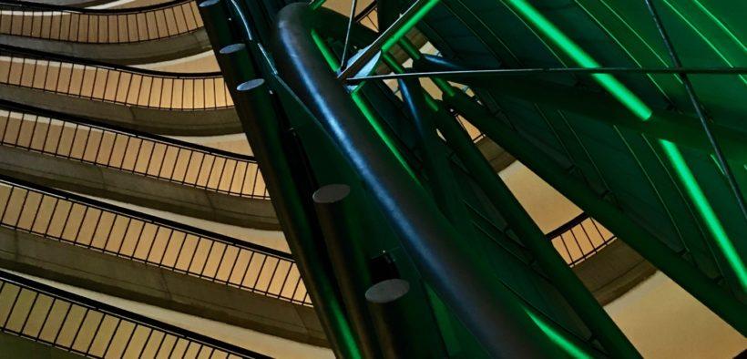 Atlanta Marriott Marquis, atrium
