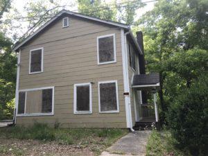 Carey Park, house