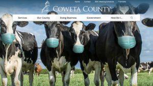 Coweta County homepage, quarry