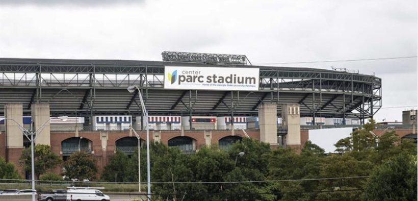 GSU stadium Center Parc Stadium
