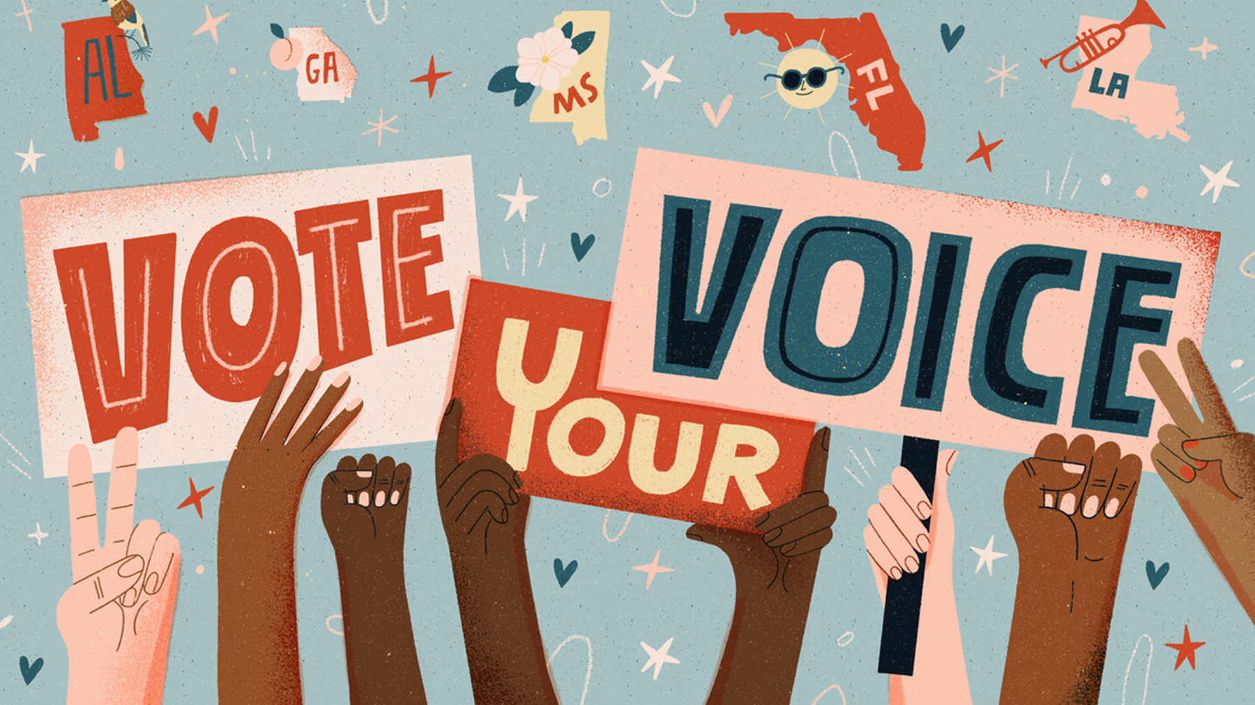Southern Poverty Law Center Announces Initial Grants in $30M Vote Your  Voice Initiative – Four Georgia Organizations Included - SaportaReport