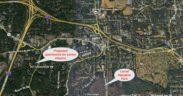 lynhurst, locator map