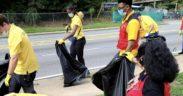Boone, corridor clean-up