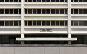 Richard B. Russell Federal Building and United States Courthouse in Atlanta. (Credit: Kelly Jordan)