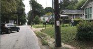 Sidewalk, Bellemeade Avenue
