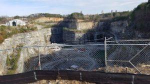 sundiata, quarry development