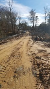 sundiata, road construction