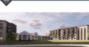 A sketch of the proposed RangeWater Development build at 1246 Allene Avenue in Capitol View. Credit: Special