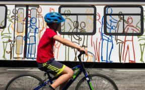 MARTA, boy, bike, bus copy