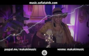 Sofia Talvik, halloween effects