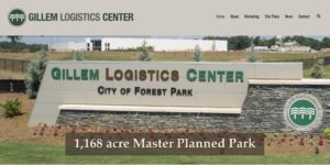 gillem logistics center