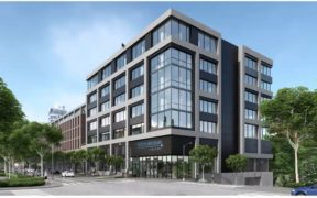 A proposed medical building at 272 Ponce. (Special: Slide provided to DAFC)