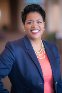Georgia Power's Bentina Terry, first woman and first African-American to chair the Atlanta BeltLine Partnership