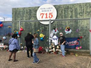 GSU baseball field to honor Hank Aaron where history was made