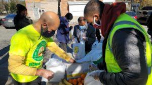INCA, food distribution
