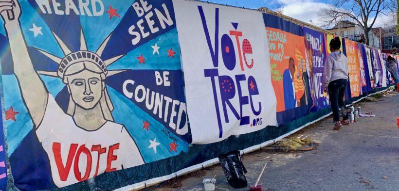 Vote Tree Atlanta 2021