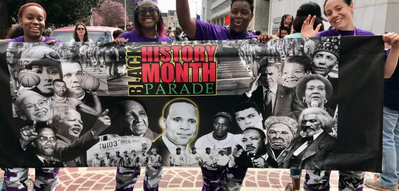 Black History Month Parade Atlanta