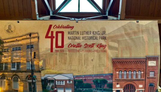 Martin Luther King Jr. MLK National Historical Park