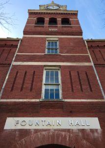 Fountain Hall Morris Brown Atlanta