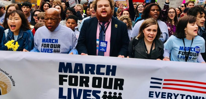 John Lewis March for Our Lives Atlanta 2018