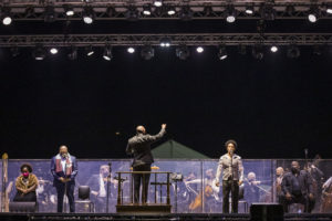 ASO @ Serenby with Atlanta Opera.