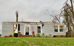 Newnan Georgia tornado March 2021