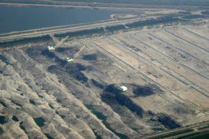 phosphate excavation