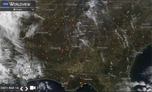smoke, agricultural fires