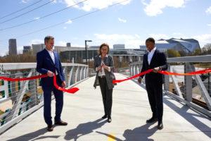 Westside BeltLine Connector officially opens (Credit: Atlanta BeltLine/Special)