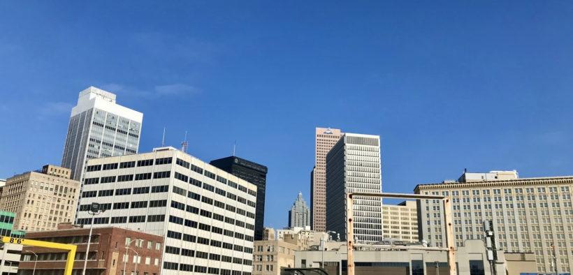 A view from downtown Atlanta. (Credit: Hannah E. Jones)