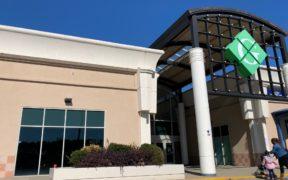 Greenbriar Mall 2021 signage entrance
