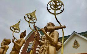 Lao Thai Cambodian New Year 2018 DeKalb