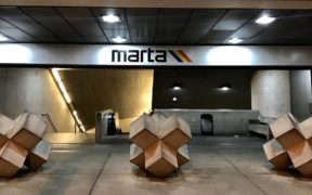 MARTA, Five Points, homepage