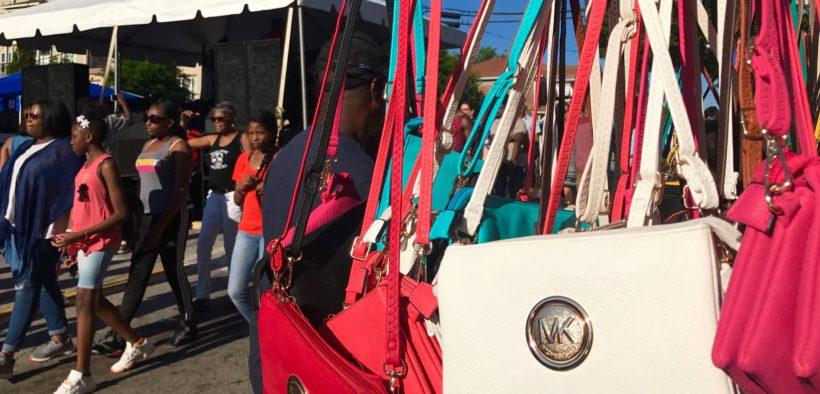 Sweet Auburn Springfest Atlanta vendor