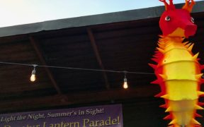 Decatur Lantern Parade banner