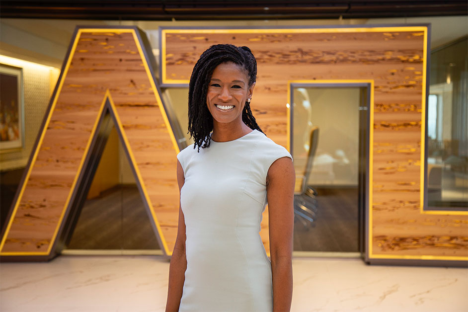 Metro Atlanta Chamber's Deisha Barnett going to UPS