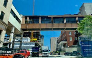 emory midtown existing bridge
