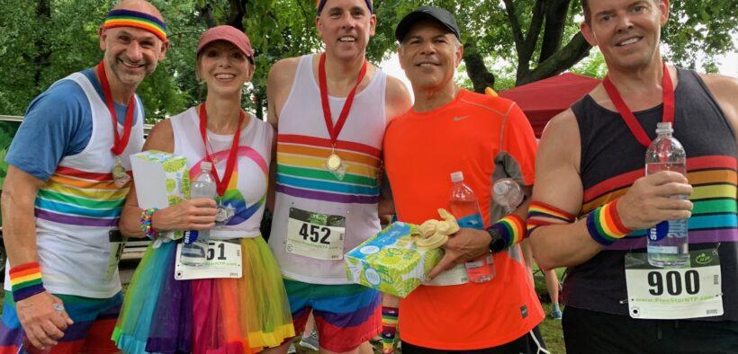 Pride Run Atlanta 2021 Piedmont Park