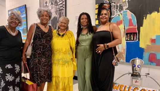 ArtsXChange Cultural Center art Exhibition