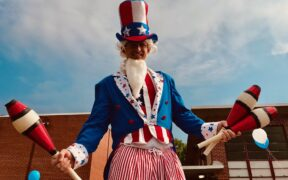 Avondale Estates July 4 parade