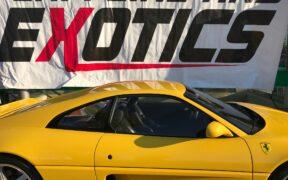 Caffeine and Exotics Sandy Springs City Springs 2020 car