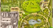 Cook Park dedication Atlanta Vine City 2021
